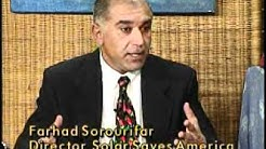 Progress in San Diego:  Farhad Sorourifar and Solar Saves America