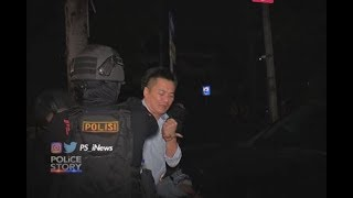 Ditangkap Sesaat Tabrak Lari, 'Oppa' Korea Ini Ternyata Mabuk Part 01 - Police Story 16/07