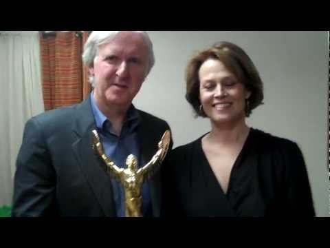 And the JUPITER AWARD goes to... James Cameron