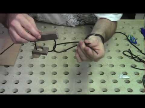 Woodworking Brain Teaser
