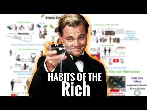 8 Habits Rich People Have (That Most of Us Don't)