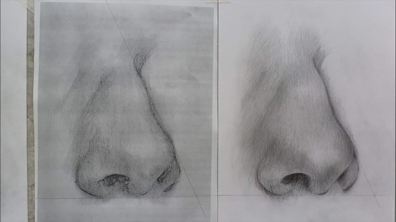 Drawing AZ, Học vẽ chân dung online, bài 180