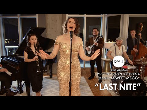 """Last Nite"" - Vintage ""Trad Jazz"" Style The Strokes Cover ft. Sweet Megg"