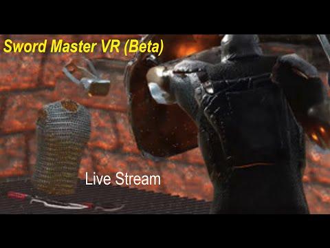 Sword Master VR: Beta (Vive) - Live Stream