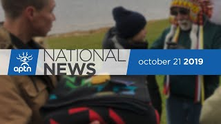 APTN National News October 21, 2019 – Canada votes, Yukon climate change, Northern tourism