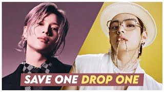 Download SAVE ONE, DROP ONE | KPOP GROUPS