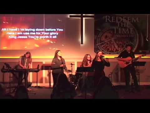 Youth Ministry Music 2/20/2018