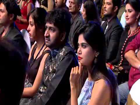 Mirchi Music Awards Marathi || Adarsh Shinde || Reshma Sonawane