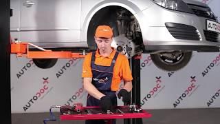 Wie OPEL CASCADA Bremssattelträger auswechseln - Tutorial