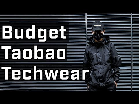 The Best Affordable Chinese Techwear Brands