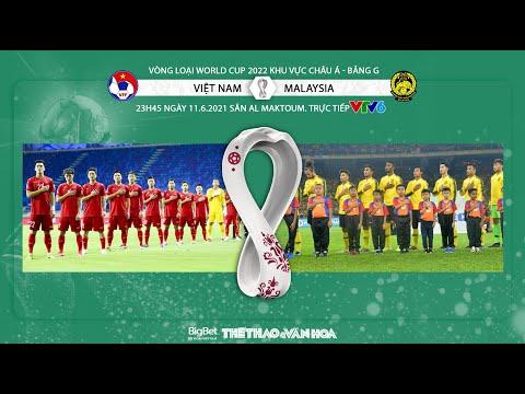 [SOI KÈO BÓNG ĐÁ] Trực tiếp bóng đá vòng loại World Cup 2022: Việt Nam vs Malaysia (23h45 ngày 11/6)