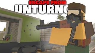BANDITS ARE EVERYWHERE! (Escape From Unturnov #1)