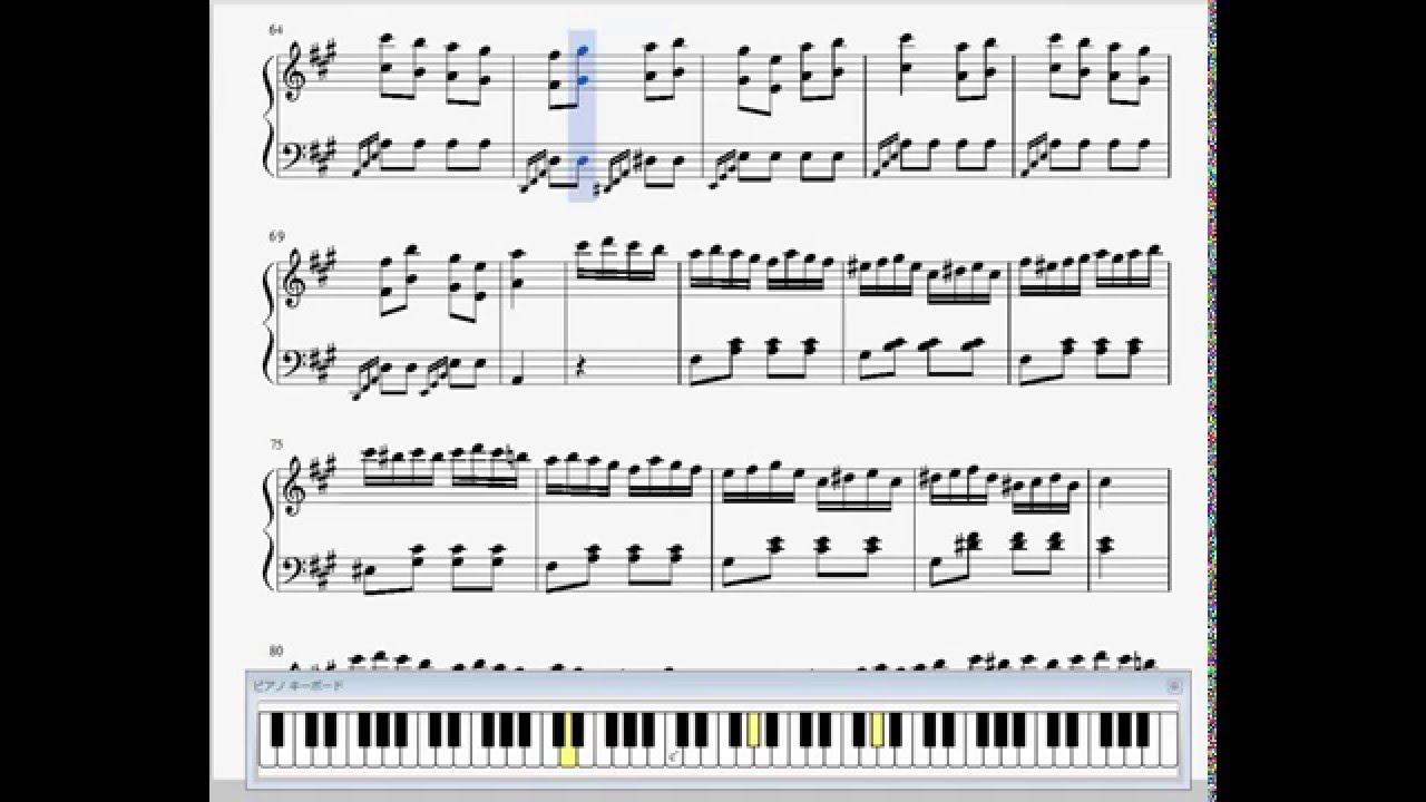 モーツァルト ピアノ 楽譜