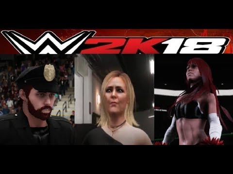 WWE 2k18 Episode You Forgot One Part 1 (VITA)