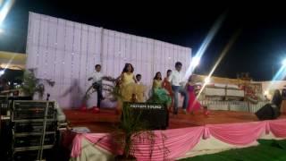 Parikathe Chya Parya Dance By Abhishek's Team.