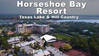 HORSESHOE BAY RESORT -  THE PREMIERE GOLF RESORT IN TEXAS