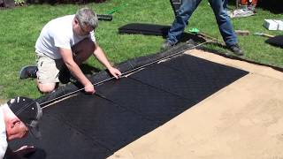 EZ Base | Installing Pavers with Techniseal's Hardscape Base System