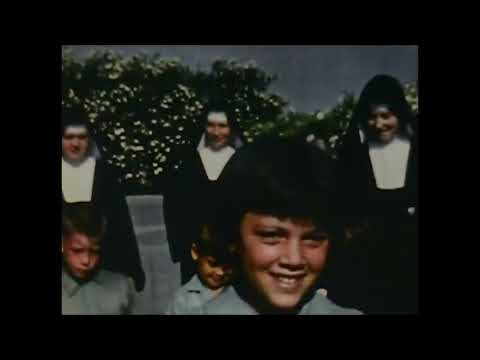 St  Theresa's Mini Procession And Playground Round-up, 1961
