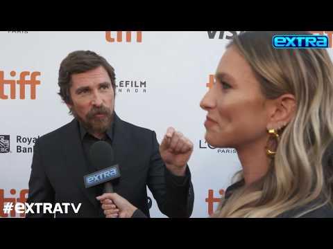Christian Bale's Advice for New Batman Robert Pattinson
