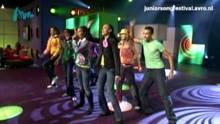 Yara & Anjes - Vriendschap - Finale Junior Songfestival 2005