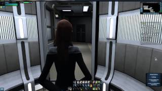 Star Trek Online: Pathfinder Long Range Science Vessel plus 2410 Voyager Interior