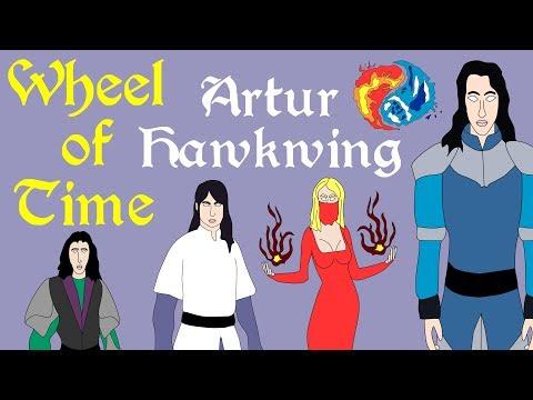 Wheel of Time: Artur Hawkwing