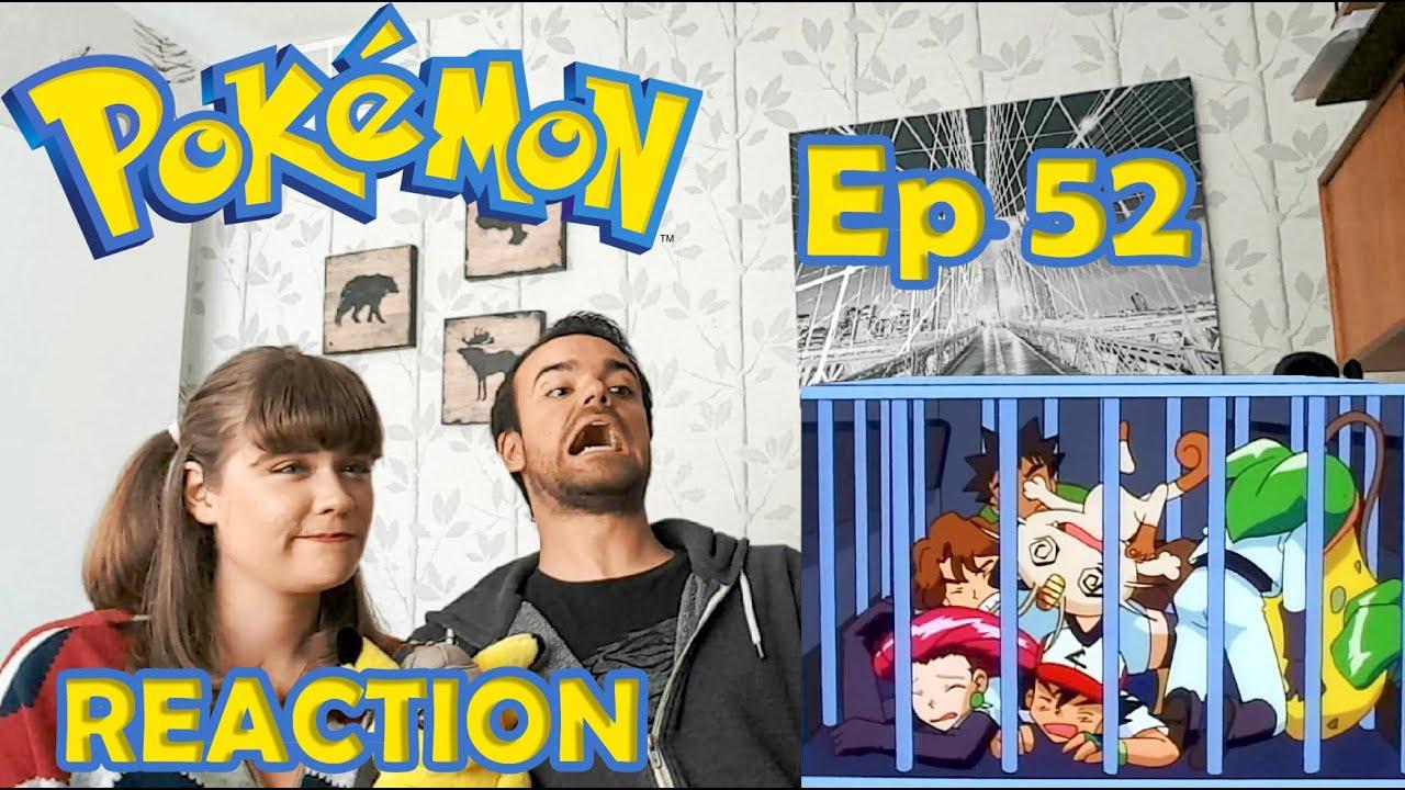 Download Ash Gets Arrested! - Pokémon Episode 52 Reaction