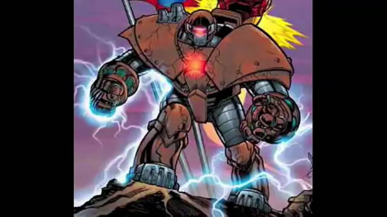 list of ironman villains youtube