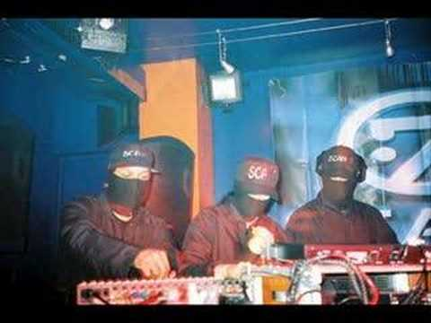 underground resistance - transition