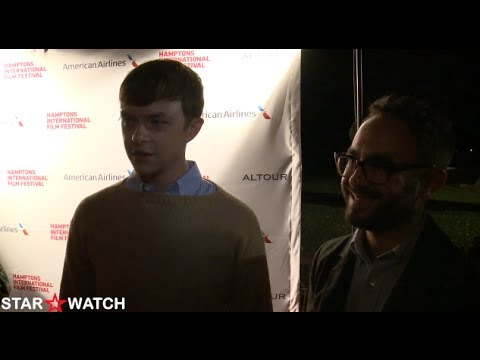 Dane DeHaan and John Krokidas  at 21st annual Hamptons International Film Festival