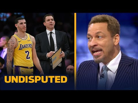 Chris Broussard reacts to LaVar Ball's comments about Lakers, Lonzo & Luke Walton | NBA | UNDISPUTED