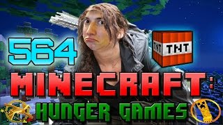 Minecraft: Hunger Games w/Mitch! Game 564 - UNDEAD MADNESS!