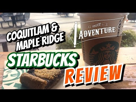 Starbucks Store in Canada l Timelapse Cafe Tour l Coquitlam