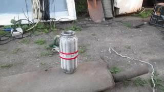 Гофра глушителя Bosal - ремонт выхлопной системы (1 часть)(, 2016-08-08T04:49:09.000Z)