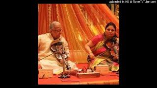 Brova Bharama Raghurama-Bahudari- Adi-Thyagaraja- TN Krishnan-Violin