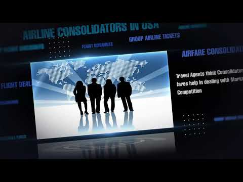 10 Reasons: Why Travel Agents like to work with Airline Consolidators