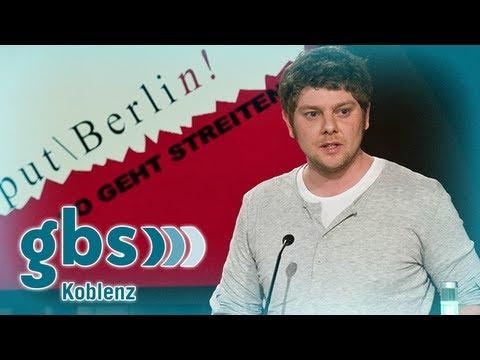 Ohne Religion wäre die Welt besser dran! - Philipp Möller bei Disput Berlin