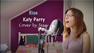Rise - Katy Perry (Rio Olympics 2016) | Cover by Jessy