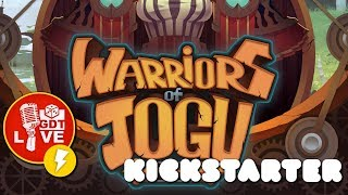 Warriors of Jogu - Kickstarter