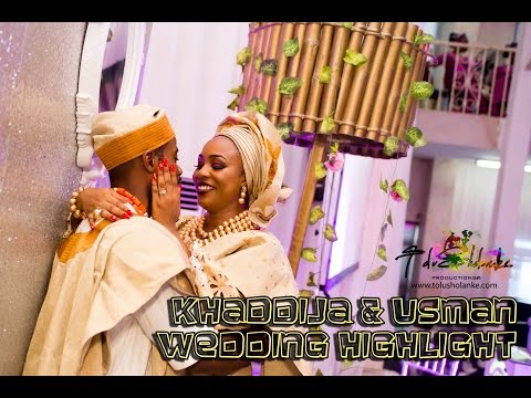 Yoruba Traiditional Wedding -  Khaddija & Usman Highlight