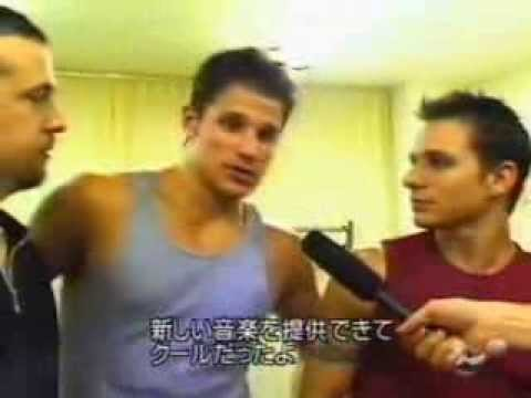 98 Degrees In Tokyo 2000
