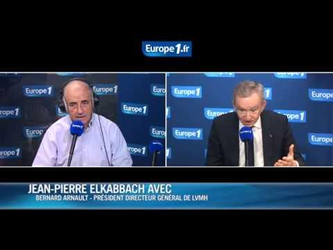 LVMH Bernard Arnault et le sauvetage de Lejaby