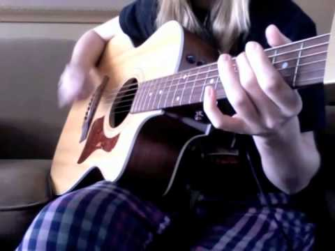 I Had Me A Girl by The Civil Wars (guitar cover) - YouTube