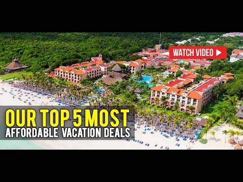Top 5 Most Affordable Travel Deals Of The Week