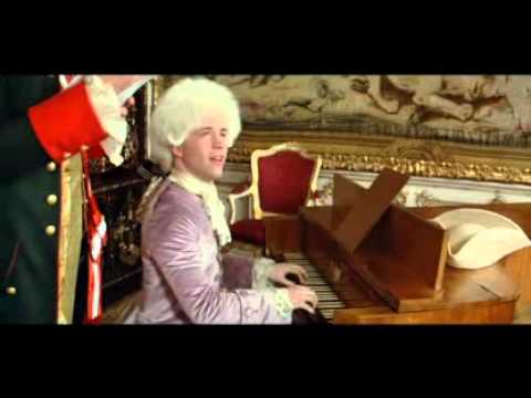 amadeus extrait du film 39 1984 youtube. Black Bedroom Furniture Sets. Home Design Ideas