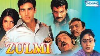 Zulmi - Part 1 Of 14 - Akshay Kumar - Twinkle Khanna - Best Bollywood Action