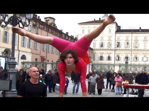 Thumbnail: Top 10 Street Performers That Are INCREDIBLE And AMAZING [VIDEOS]