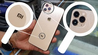 Unboxing hape lokal yang lagi rame di Instagram, katanya sih mirip iPhone 11 Pro Max. Harganya cuman.