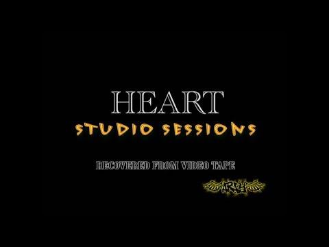 HEART NEVER Ann Wilson FUNNY MOMENT in studio (Elmer Fudd)