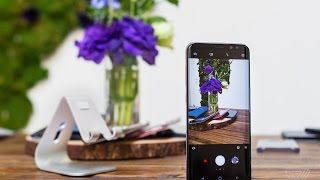 Samsung Galaxy S8 Camera Test